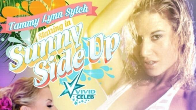 Wrestler Tammy Lynn 'Sunny' Sytch Debuts in Vivid's 'Sunny Side Up'