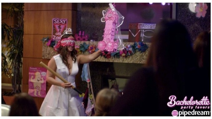 Pipedream Bachelorette Gear Appears on 'Chelsea Does'