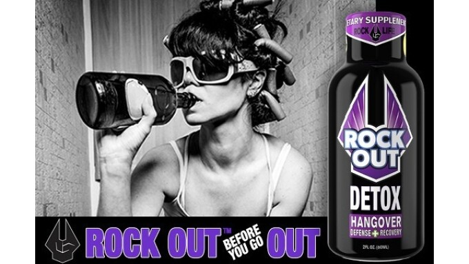 Rock On Adds Rock Out to Shot Drink Lineup