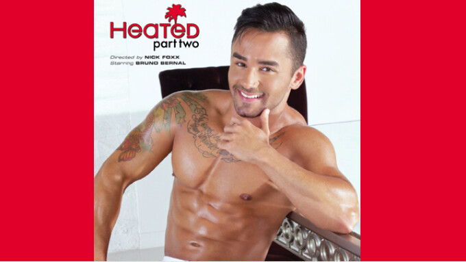 Falcon Studios Releases 'Heated, Part Two'