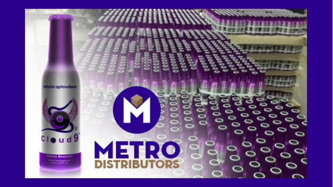 Metro Inks Exclusive Distro Deal for Cloud 9 Aphrodisiac Drink