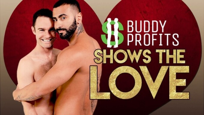 Buddy Profits Celebrates Valentine's Day With Special Promotions