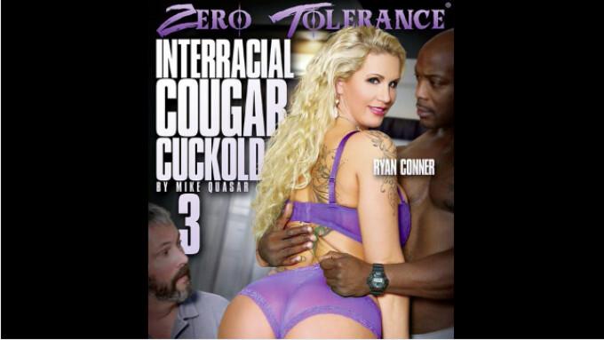 Zero Tolerance Unveils 'Interracial Cougar Cuckold 3,' Starring Ryan Conner