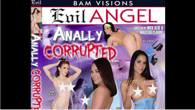 Evil Angel, BAM Visions Street Mick Blue's 'Anally Corrupted'