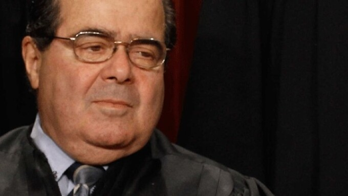 What Does Scalia's Death Mean for the Adult Industry?