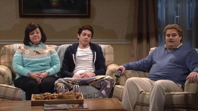 Video: Mr. Skin Gets Mention on 'Saturday Night Live'