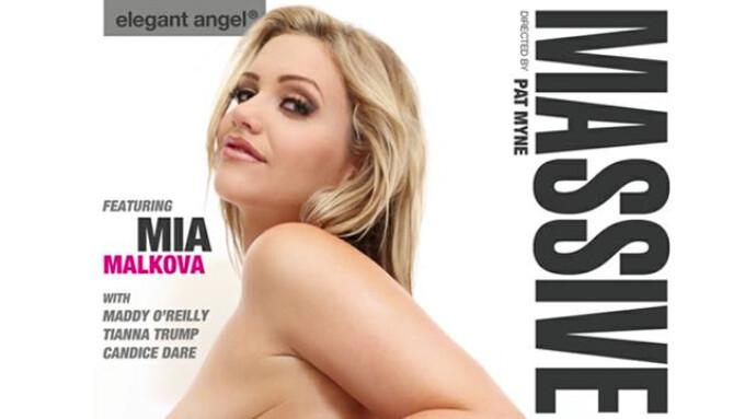 Elegant Angel Releases 'Massive Asses 9'