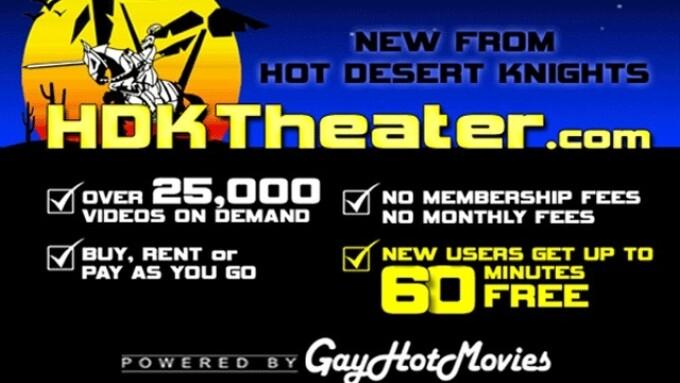 GayHotMovies.com, HDK Release Enhanced HDKTheater.com