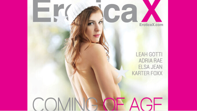 Erotica X's 'Coming of Age Vol. 2' Now Available