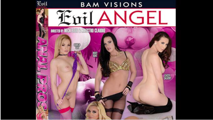 Evil Angel, BAM Visions Debut 'Anal Pros'