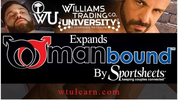 Williams Trading University Expands With Manbound by Sportsheets