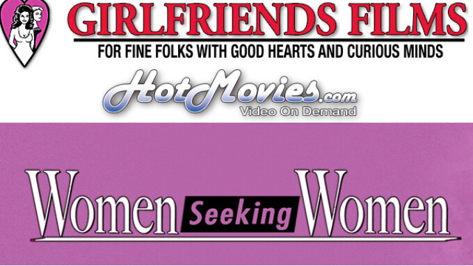 Girlfriends Films Earns 52 Spots on HotMovies.com Top 100 List