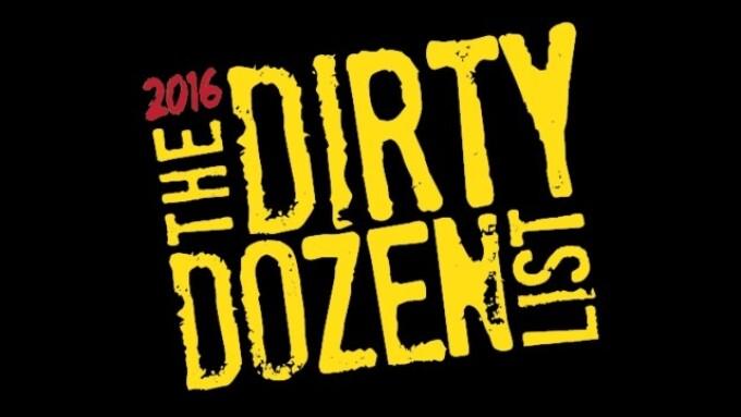 NCOSE Names 2016's 'Dirty Dozen'