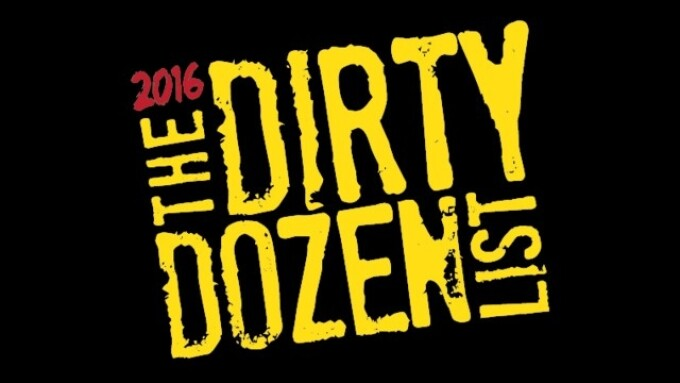 NCOSE Names 2016's 'Dirty Dozen'