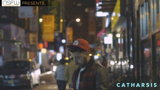 NakedSword Film Works Unveils 'Catharsis'