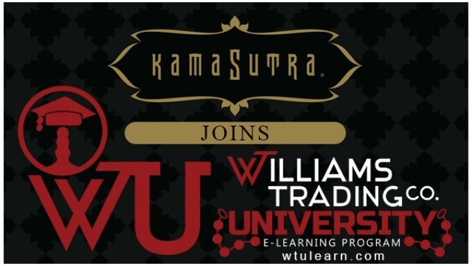 Williams Trading University Adds Kama Sutra Online Course