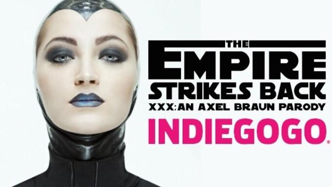 XBIZ POTY Dani Daniels Cast in Axel Braun's 'Empire Strikes Back XXX'
