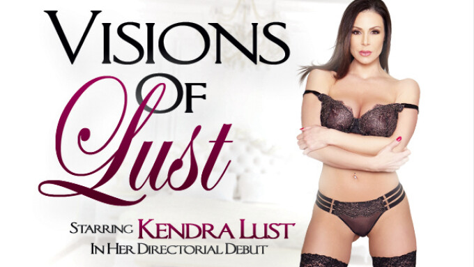 Kendra Lust's Directorial Debut 'Visions of Lust' Released