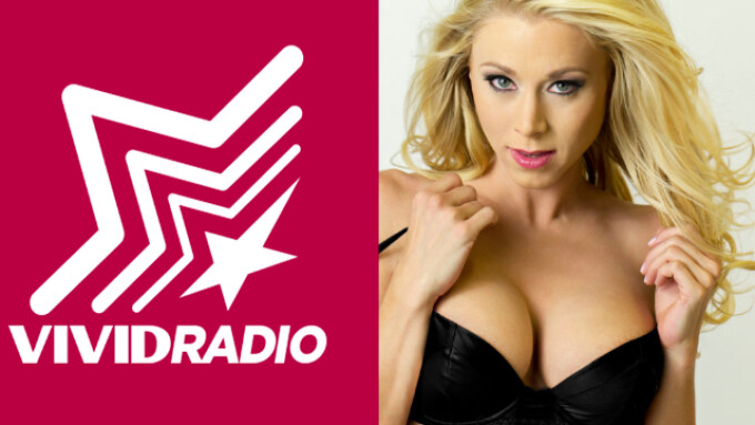 Vivid Radio to Debut Show With HBO's Katie Morgan