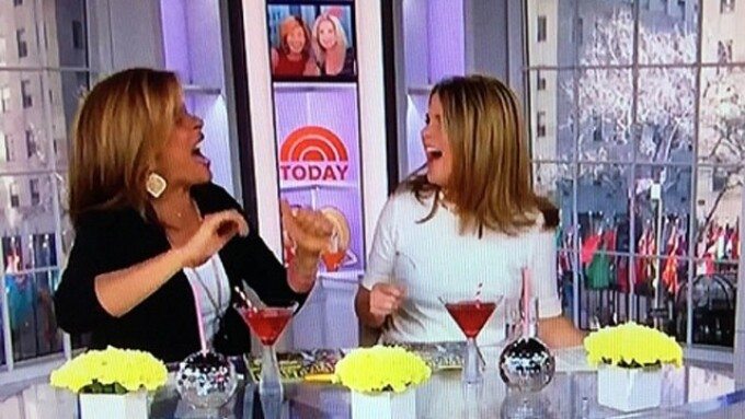 Kheper Games' Disco Ball Cup Appears on the 'Today' Show