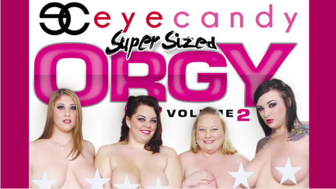 Pure Play, Eye Candy Debut 'Super Sized Orgy Vol. 2'