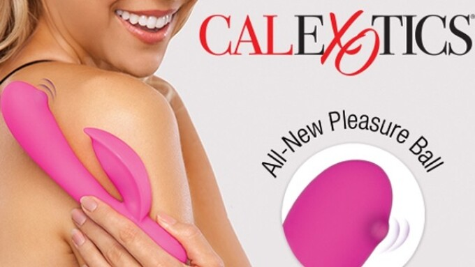 CalExotics 'Embraces' Expanded Rolling Pleasure Ball Collection
