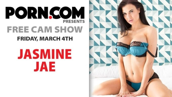 Jasmine Jae in Free Webcam Show This Friday on Porn.com
