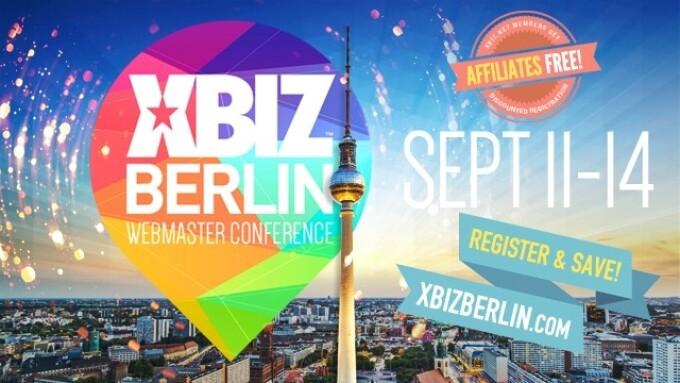 XBIZ Announces Berlin Webmaster Show, Announces Dates