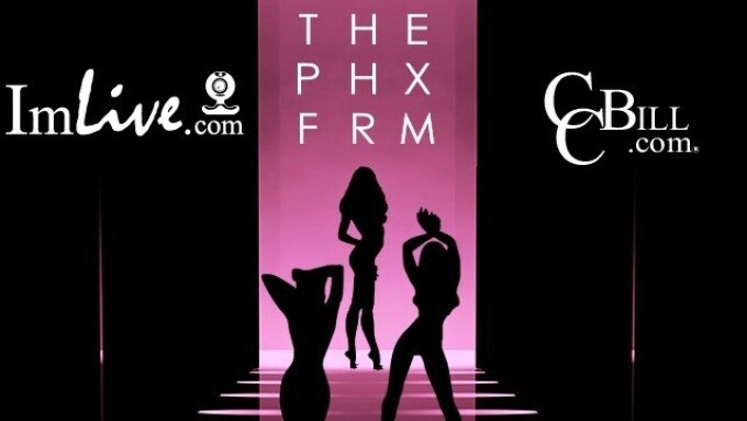 ImLive, CCBill Team Up Again for Phoenix Forum Closing Party