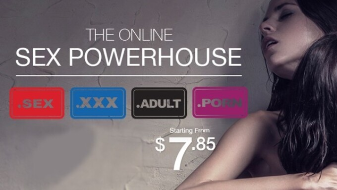 ICM Offering $7.85 Special on .XXX, .PORN, .SEX and .ADULT Domains