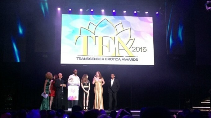 Updated: Winners Are Announced for 2016 Transgender Erotica Awards