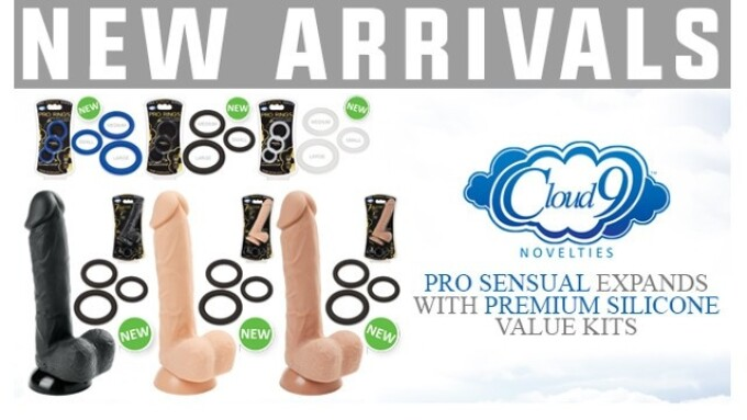 Cloud 9 Pro Sensual Expands With Premium Silicone Value Kits