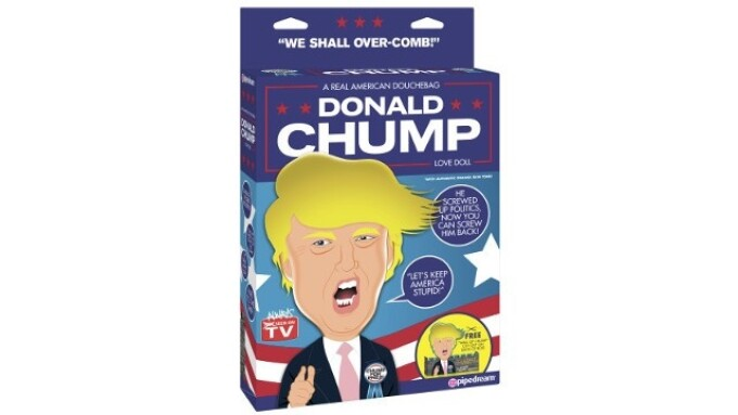 Pipedream Releases Donald Chump Love Doll