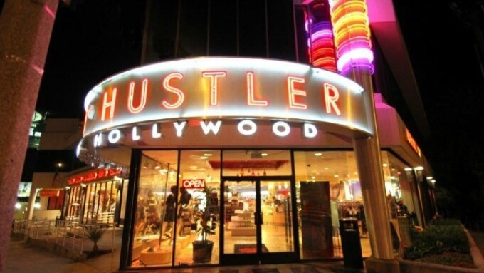 Hustler Hollywood Set to Open in Bakersfield, Calif., on March 26