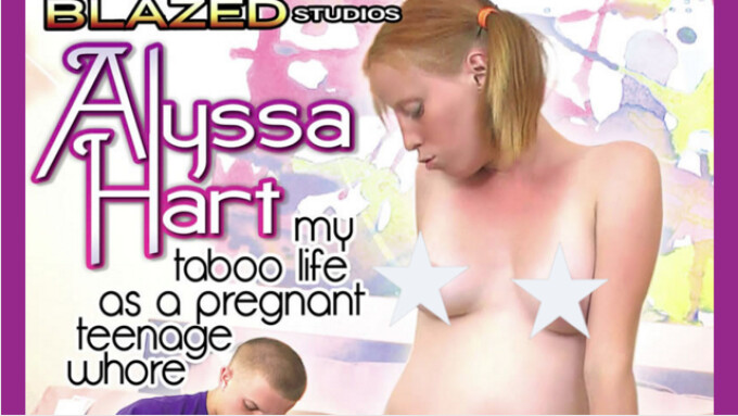 Pure Play, Blazed Release 'Alyssa Hart: My Taboo Life'