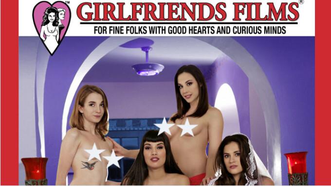 Girlfriends Films Announces 'Lesbian Psychodramas 20'