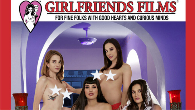 Girlfriends Films Announces 'Lesbian Psychodramas 20'