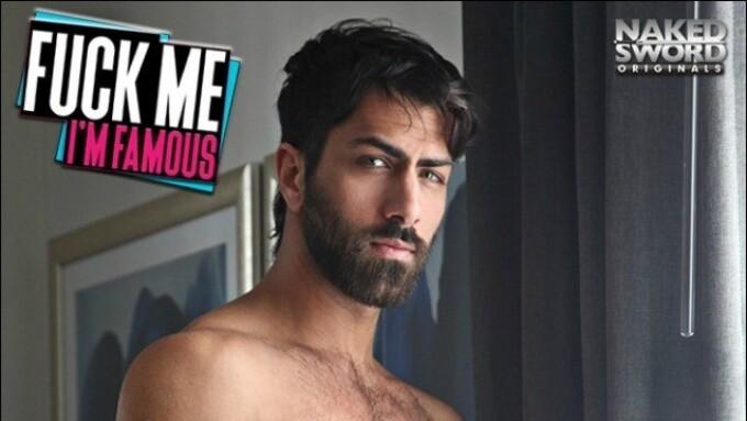 NakedSword Originals Debuts 'Fuck Me I'm Famous' Series