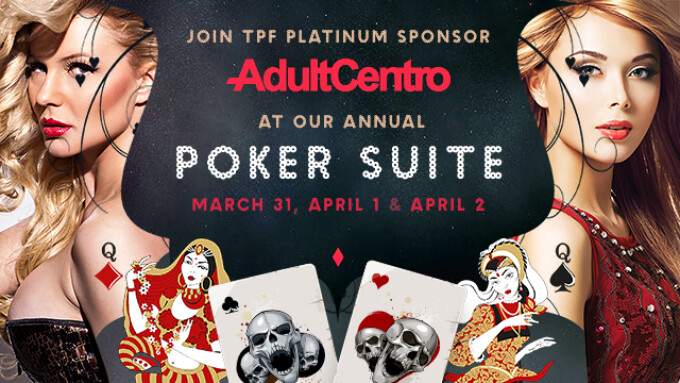 AdultCentro Sponsors The Phoenix Forum and Late Night Poker Suite