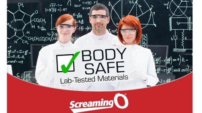 The Screaming O Completes Round 3 of Independent Product Material Verification