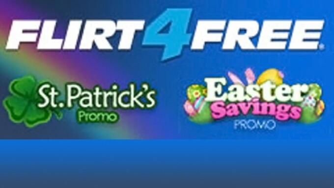 Flirt4Free Offers $50K March Promo