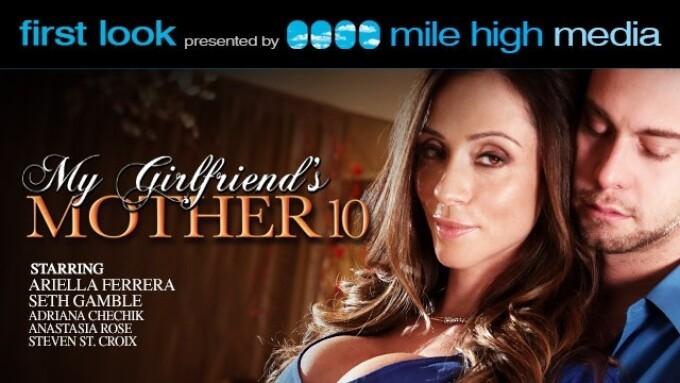 'My Girlfriend's Mother 10' Debuting at MileHighMedia.com