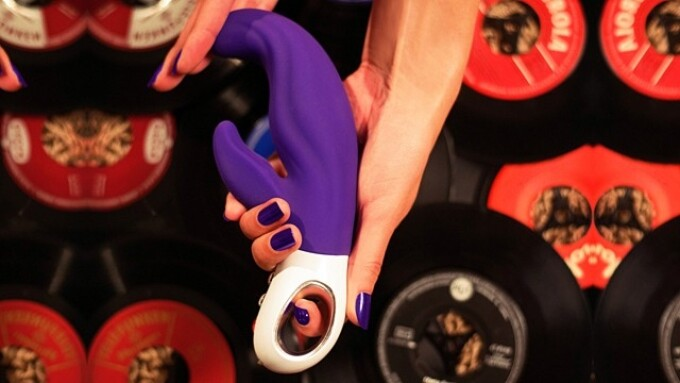 Entrenue is Exclusive Distributor of Fun Factory's 'Lady Bi' Rabbit Vibe