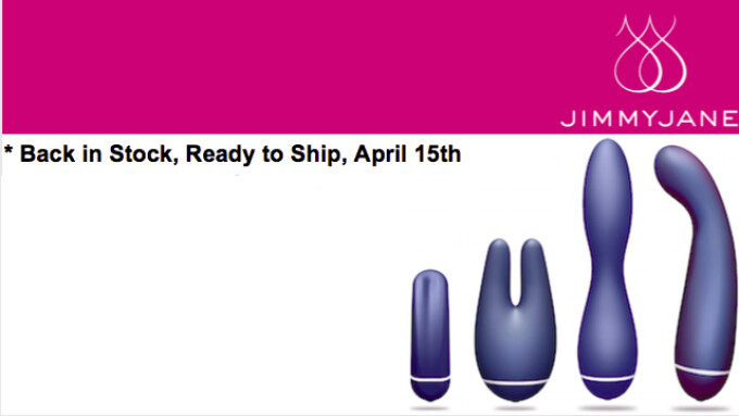 Jimmyjane's New 'Live Sexy' Intro Vibrators Sold Out