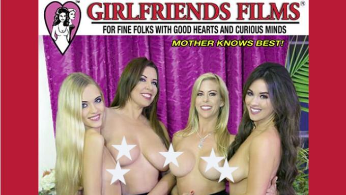 Girlfriends Films Debuts 'Mother-Daughter Exchange Club: Part 42'