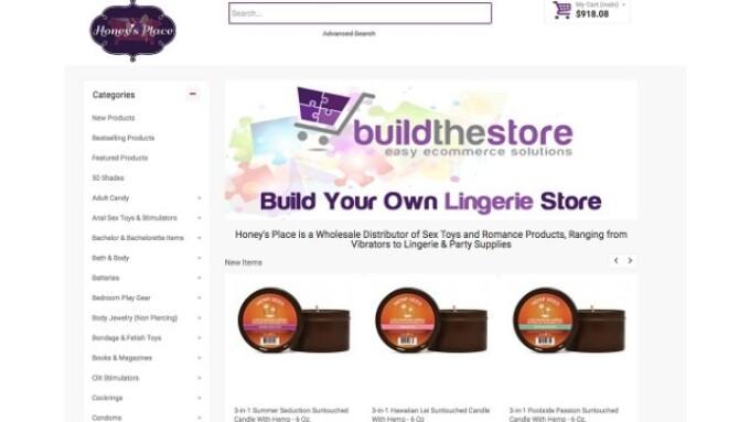 Honey's Place Revamps Website