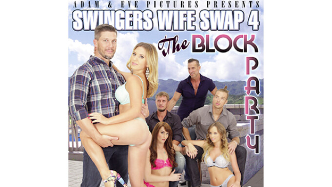 Adam & Eve Offers 'Swingers Wife Swap 4'