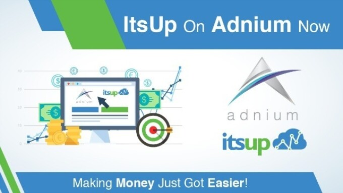 ItsUp, Adnium Strike Collaboration Deal
