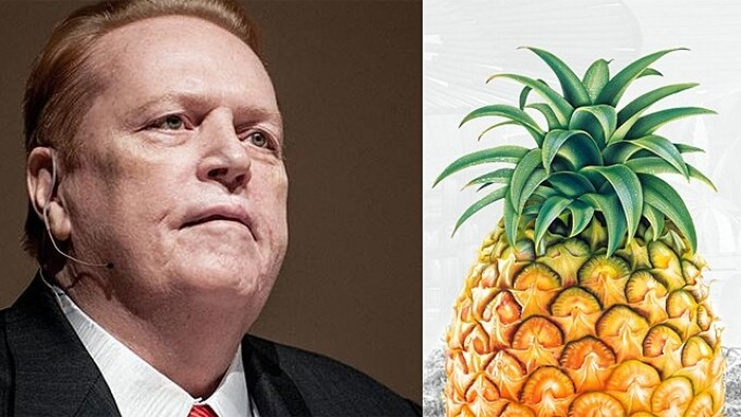 Hustler Goes to Pot as Larry Flynt Invests in Cannabusiness