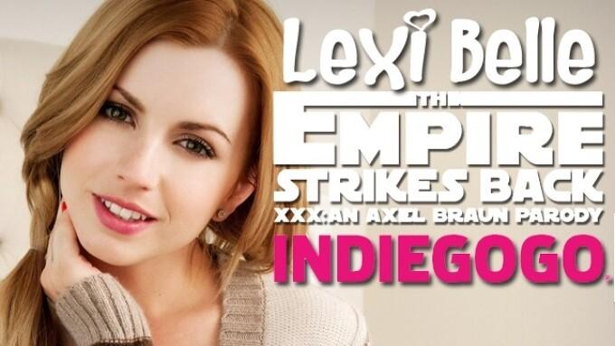 Lexi Belle Joins Cast of Axel Braun's 'Empire Strikes Back XXX'